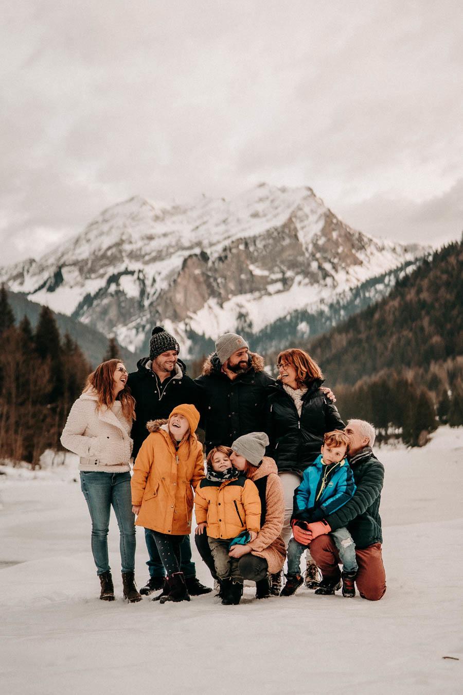 Photos Famile Lifestyle montagne nature suisse france